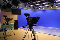 虚拟演播室新闻演播室 虚拟直播室虚拟直播室多少钱