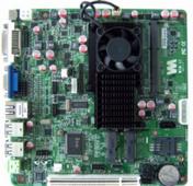 ATOM D2550一体机主板,支持VGA DVI双显示支持WIFI 3G