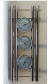 温度湿度计 气压计 三合一气象站-厂家