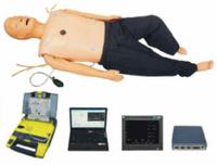 高智能數字化綜合急救技能訓練系統(ACLS高級生命支持、計算機控制)(教師機)