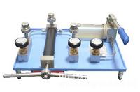 臺式油壓泵(三個儀表快速接頭)
