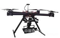 華測P500多旋翼電動無人機航拍測圖測繪無人機價格