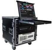 真三維移動箱載虛擬演播室