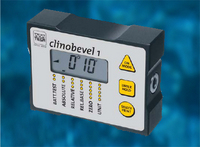 TESA ClinoBEVEL 1电子倾斜仪