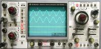 模拟示波器100MHz/  CS2100/CS2100a