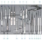 胸科手术器械包 51件