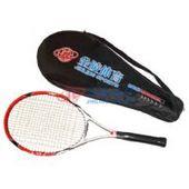 铝碳一体网球拍