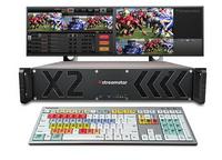 Streamstar X2 機架式制播系統 流媒體編碼器支持多平臺視頻直播編碼推流 2路SDI