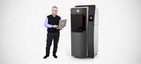 高精度塑料件3D打印机:ProJet® 6000 HD