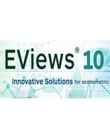 計量經濟學軟件EVIEWS