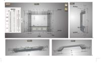 裝配式混凝土結構建筑實訓工法樓軟件