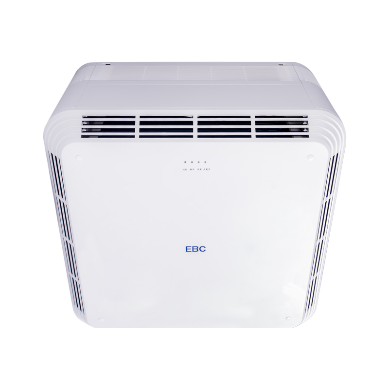 EBC英寶純吸頂式空氣環境機(無溫控),新風功能、空氣凈化功能、空氣殺菌功能(三合一)