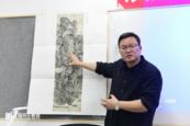 漢翔書法:翁芳友做客《名家師訓講堂》講述中國山水畫的嬗變