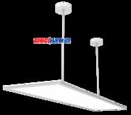LED微晶防眩超薄护眼灯