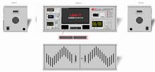 優利德LAB-560 NeptuneLab智能實驗系統綜合測試平臺