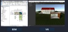 (钢结构建筑)BIM-VR教学资源