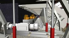 北京歐雷品牌  虛擬現實系統 VR  VR礦井生產監測