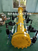 2.8m粉尘爆炸测试试验装置