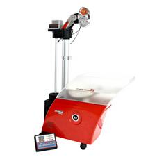 红双喜【DHS】乒乓球发球机乒乓桌面式自动发球器训练家用 R2发球机