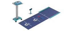 领康 LK-T6016 标准智能型立定跳远测试仪-标准型