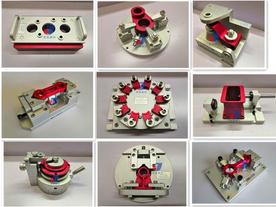 精品機床夾具拆裝模型 君晟品牌  機械結構示教演示儀器  定制 熱銷 歡迎選購