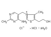 67-03-8|盐酸硫胺|Thiamine Hydrochloride