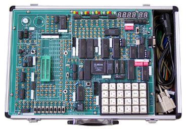 DICE-8086KA型微机原理接口实验系统