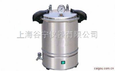 不锈钢电热蒸气灭菌器