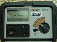 接地电阻测试仪DET4TC2+Kit