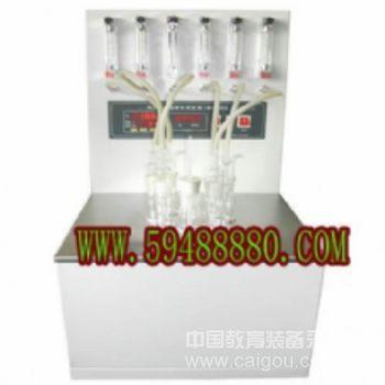 润滑油老化特性测定仪( 康氏残炭法) 型号:FCJH-128