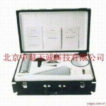 泥浆测试箱(三件套) 型号:CJDZ-Y-1A