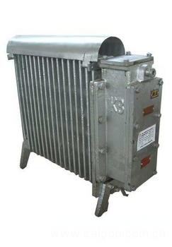 煤矿用隔爆型电热取暖器/矿用电热取暖器型号:SZ-RB2000/127(A)