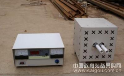 高温双管定炭炉 管式电阻炉 定炭炉 型号:TY6-SK2-2.5-13TS