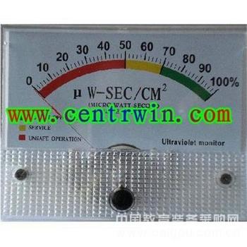 指针型分体式紫外线强度监测仪 型号:CZ-BUVM2