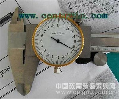 带表卡尺 型号:XCJG-150