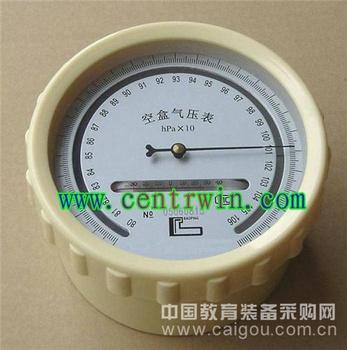 平原型空盒气压表/压力表/气压计/压力计(800-1064hpa) 型号:SHJK/DYM3