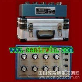 接地电阻表校验台/接地电阻仪检定装置 型号:SKJD-1B