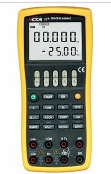 过程仪表校验仪/便携式过程仪表校验仪 型号:SL-VICTOR 11+