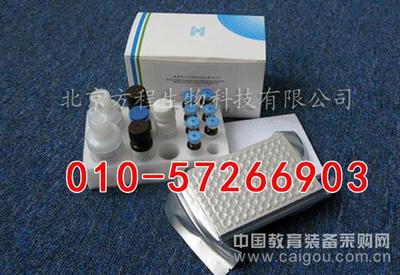 人巨噬细胞炎性蛋白5ELISA试剂盒价格/MIP-5 ELISA Kit说明书