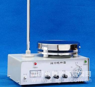 定时恒温磁力搅拌器/恒温磁力搅拌器
