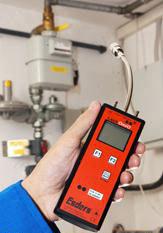 手持燃气泄漏和压力检测仪 型号:HA-LeckOmiO