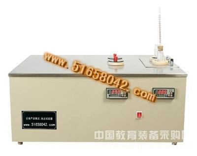 石油产品倾点、浊点试验器型号:HCJ1-SYD-510D