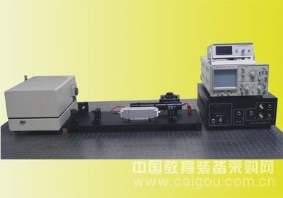 固体激光材料荧光寿命的测量实验仪