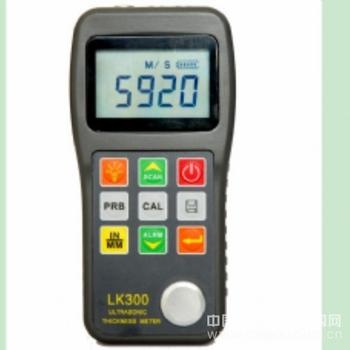 LK300高精度超声波测厚仪 厚度仪 0.01mm精度