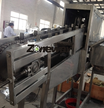 PKJ-1型青椰子切半取水机