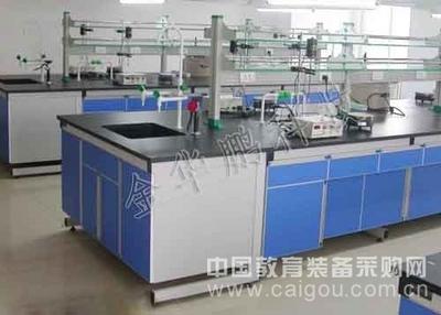 钢木中央实验台 中央实验台 实验台