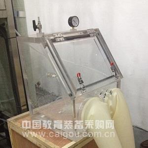 有机玻璃群体同化箱 医用无菌试验箱 亚克力储物箱 防辐射手套箱