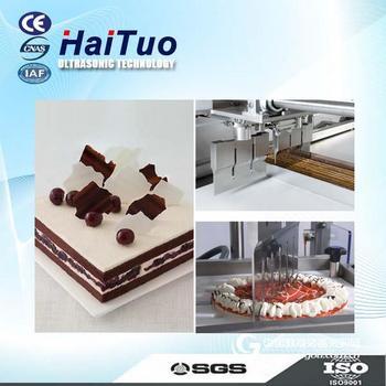 超声波蛋糕食品切割机