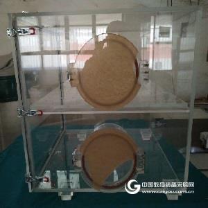 销售定做生产格有机玻璃箱