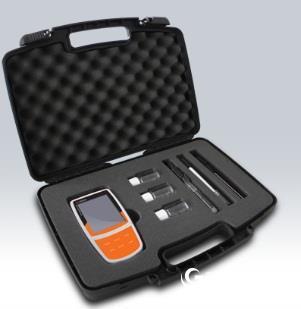 便携式pH/电导率/TDS计 便携式PH检测仪 电导率测试仪
